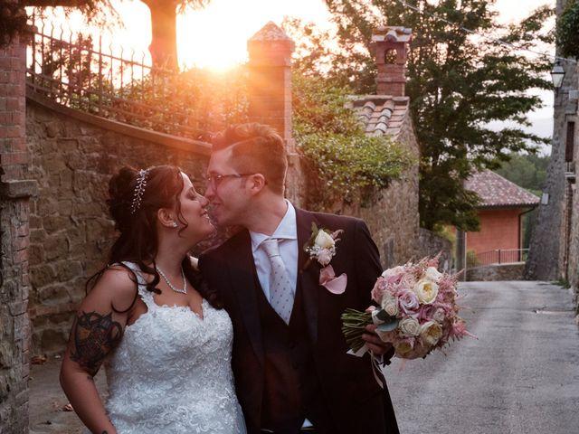 Il matrimonio di Stefano e Luna a Passignano sul Trasimeno, Perugia 42