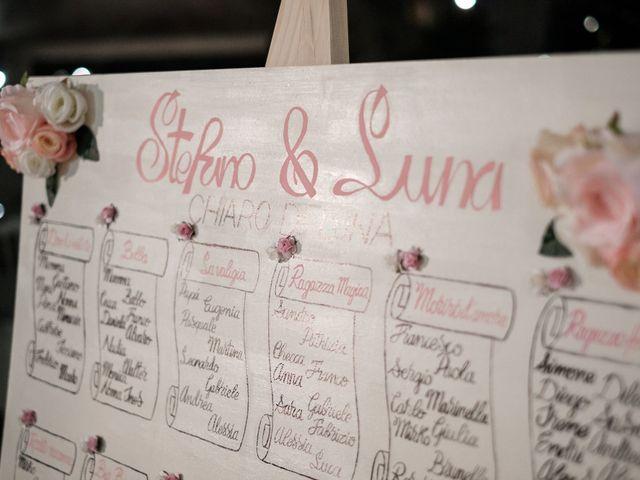 Il matrimonio di Stefano e Luna a Passignano sul Trasimeno, Perugia 45