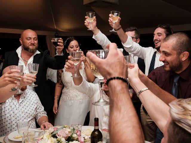 Il matrimonio di Stefano e Luna a Passignano sul Trasimeno, Perugia 50