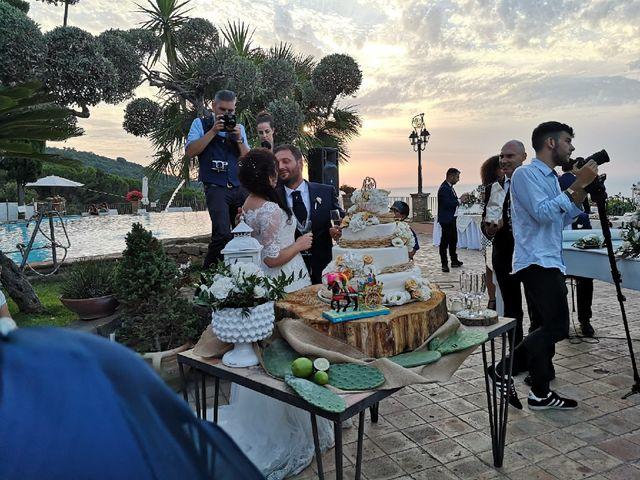Il matrimonio di Francesco e Monia a San Salvatore di Fitalia, Messina 2