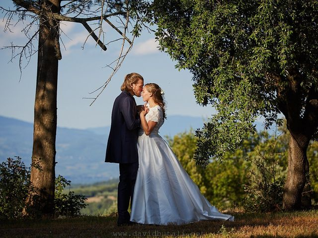 Le nozze di Aude e Florian