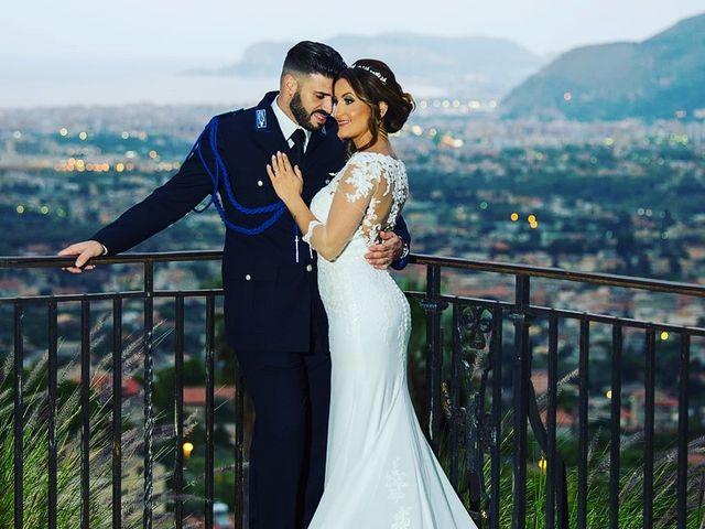 Il matrimonio di Roberto e Valentina a Monreale, Palermo 1