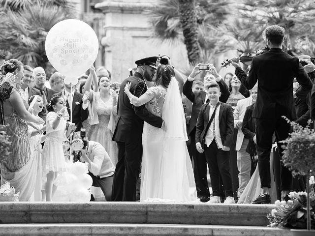 Il matrimonio di Roberto e Valentina a Monreale, Palermo 2
