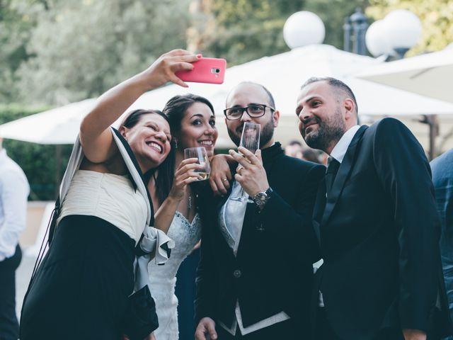 Il matrimonio di Fabio e Silvia a Grottaferrata, Roma 2