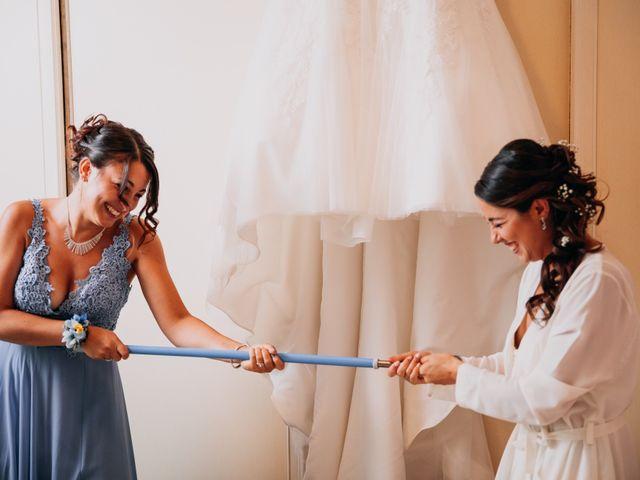 Il matrimonio di Fabio e Silvia a Grottaferrata, Roma 6
