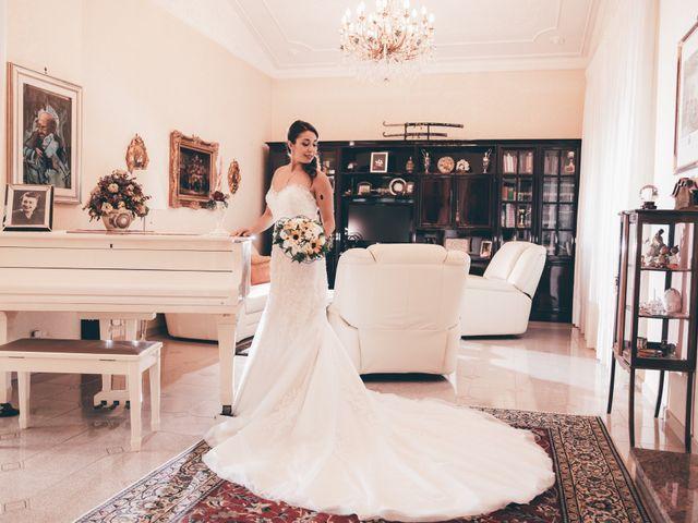 Il matrimonio di Fabio e Silvia a Grottaferrata, Roma 8