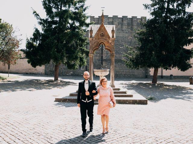 Il matrimonio di Fabio e Silvia a Grottaferrata, Roma 11