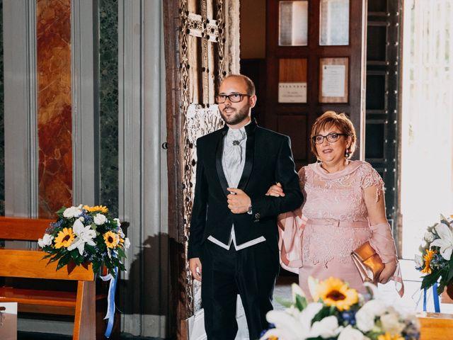 Il matrimonio di Fabio e Silvia a Grottaferrata, Roma 12