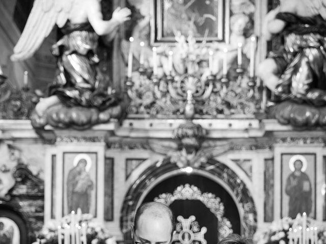 Il matrimonio di Fabio e Silvia a Grottaferrata, Roma 13