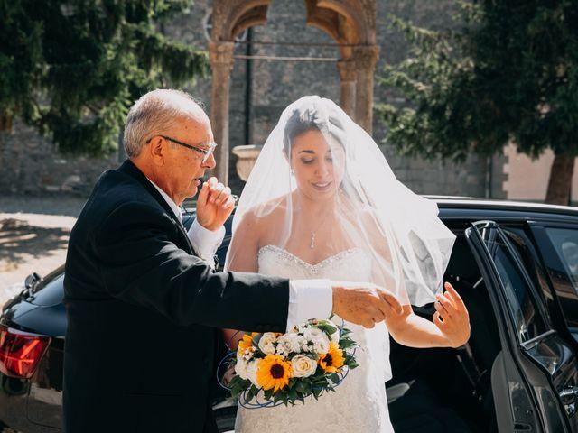 Il matrimonio di Fabio e Silvia a Grottaferrata, Roma 14