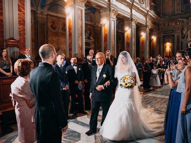 Il matrimonio di Fabio e Silvia a Grottaferrata, Roma 15