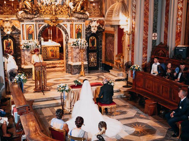 Il matrimonio di Fabio e Silvia a Grottaferrata, Roma 16