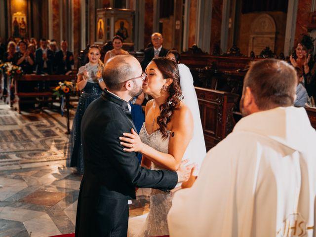 Il matrimonio di Fabio e Silvia a Grottaferrata, Roma 17