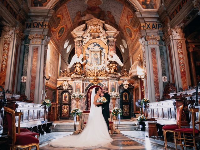 Il matrimonio di Fabio e Silvia a Grottaferrata, Roma 18