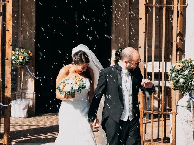 Il matrimonio di Fabio e Silvia a Grottaferrata, Roma 19