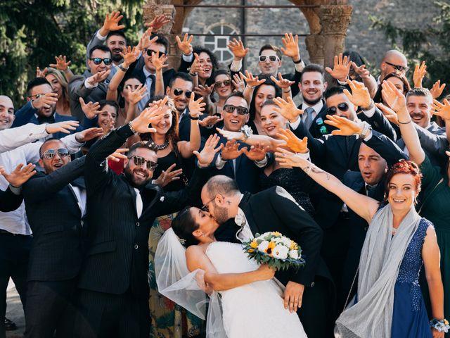 Il matrimonio di Fabio e Silvia a Grottaferrata, Roma 20
