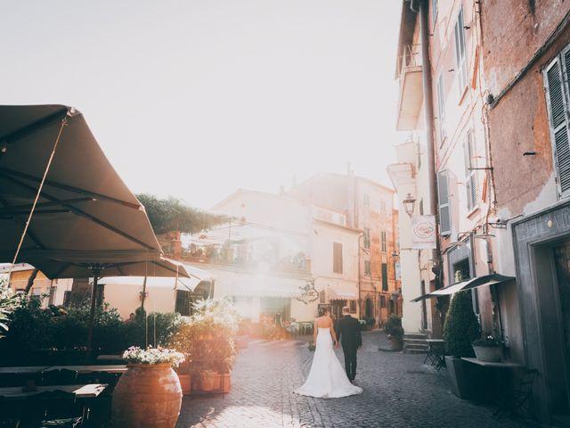 Il matrimonio di Fabio e Silvia a Grottaferrata, Roma 22