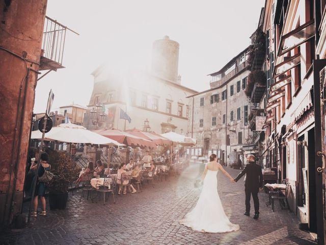 Il matrimonio di Fabio e Silvia a Grottaferrata, Roma 23