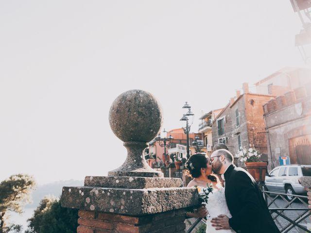 Il matrimonio di Fabio e Silvia a Grottaferrata, Roma 24