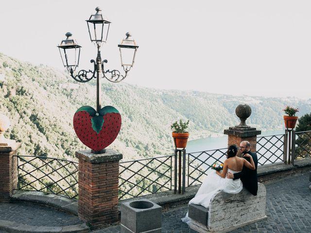 Il matrimonio di Fabio e Silvia a Grottaferrata, Roma 25