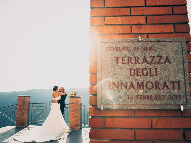 Il matrimonio di Fabio e Silvia a Grottaferrata, Roma 26
