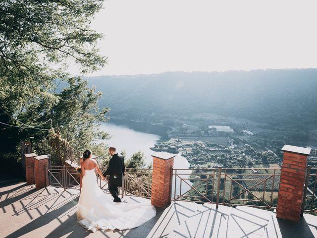 Il matrimonio di Fabio e Silvia a Grottaferrata, Roma 27