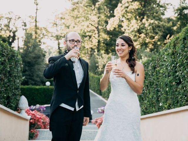 Il matrimonio di Fabio e Silvia a Grottaferrata, Roma 28
