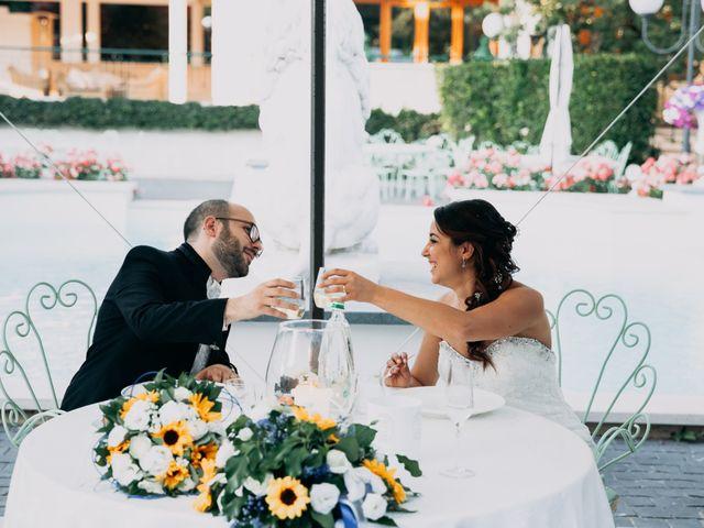 Il matrimonio di Fabio e Silvia a Grottaferrata, Roma 31