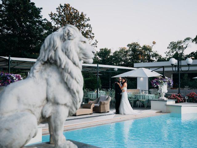 Il matrimonio di Fabio e Silvia a Grottaferrata, Roma 33