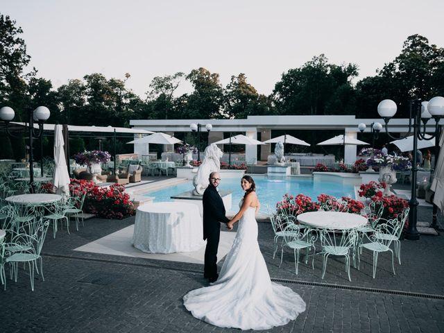 Il matrimonio di Fabio e Silvia a Grottaferrata, Roma 34
