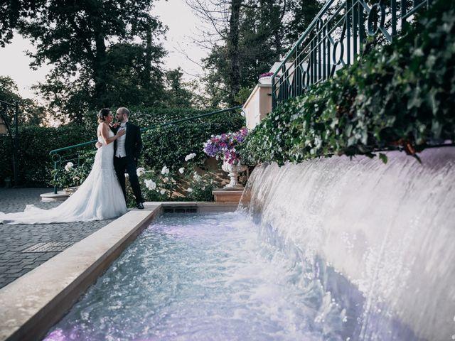 Il matrimonio di Fabio e Silvia a Grottaferrata, Roma 35