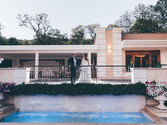 Il matrimonio di Fabio e Silvia a Grottaferrata, Roma 38