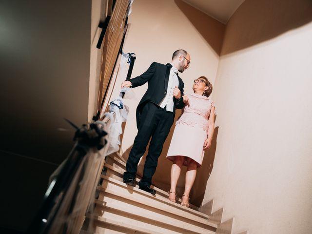 Il matrimonio di Fabio e Silvia a Grottaferrata, Roma 45