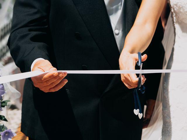 Il matrimonio di Fabio e Silvia a Grottaferrata, Roma 50