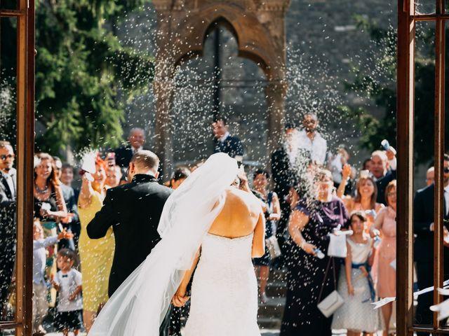Il matrimonio di Fabio e Silvia a Grottaferrata, Roma 51