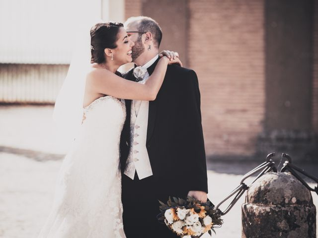 Il matrimonio di Fabio e Silvia a Grottaferrata, Roma 54