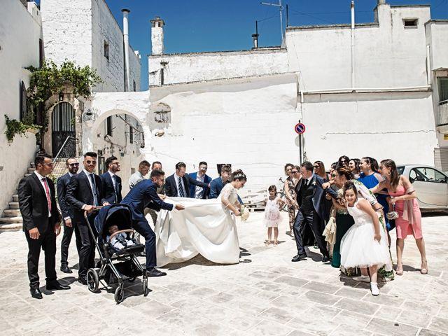 Il matrimonio di Pasquale e Maria Giovanna a Carovigno, Brindisi 7