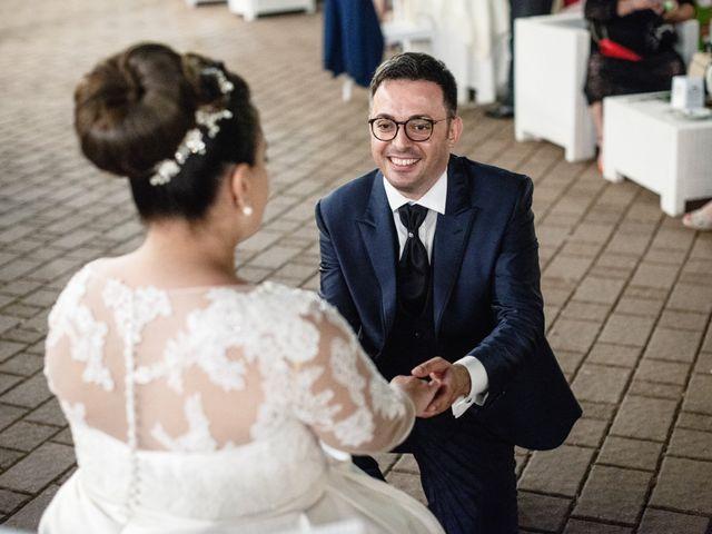 Il matrimonio di Pasquale e Maria Giovanna a Carovigno, Brindisi 14