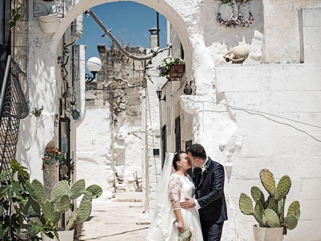Il matrimonio di Pasquale e Maria Giovanna a Carovigno, Brindisi 16