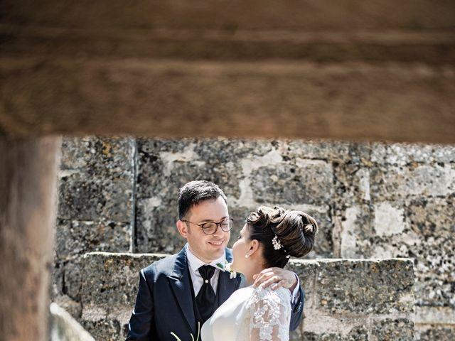 Il matrimonio di Pasquale e Maria Giovanna a Carovigno, Brindisi 19
