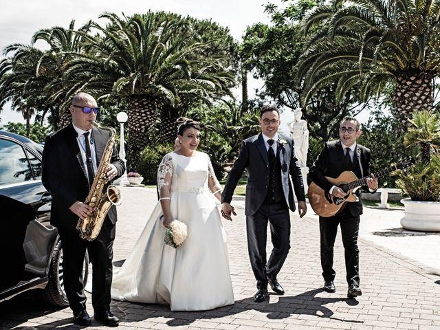 Il matrimonio di Pasquale e Maria Giovanna a Carovigno, Brindisi 23