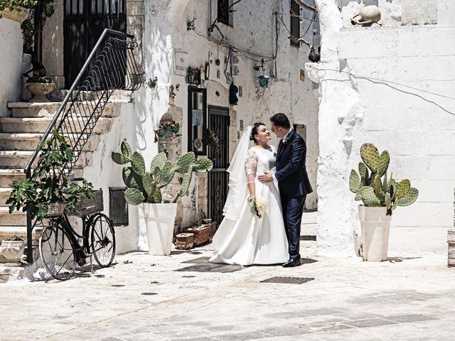 Il matrimonio di Pasquale e Maria Giovanna a Carovigno, Brindisi 29