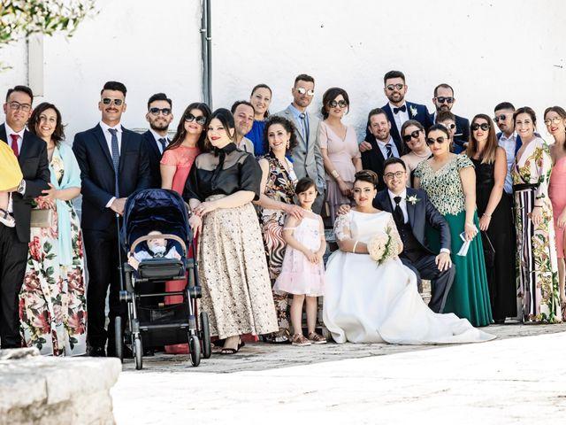 Il matrimonio di Pasquale e Maria Giovanna a Carovigno, Brindisi 31