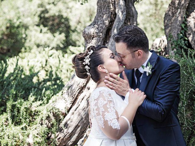 Il matrimonio di Pasquale e Maria Giovanna a Carovigno, Brindisi 38