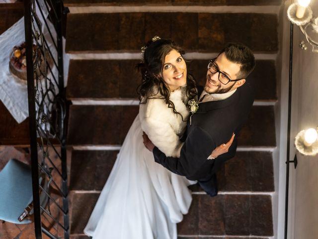 Il matrimonio di Giorgia e Davide a Cernusco sul Naviglio, Milano 2