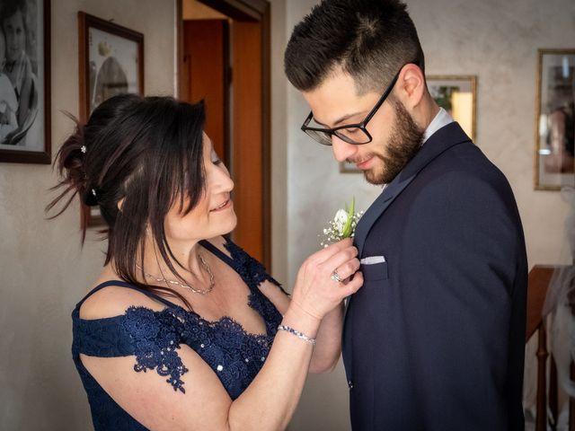 Il matrimonio di Giorgia e Davide a Cernusco sul Naviglio, Milano 7