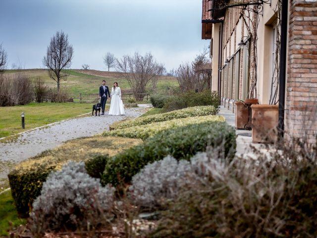 Il matrimonio di Giorgia e Davide a Cernusco sul Naviglio, Milano 8