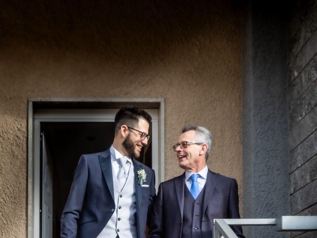 Il matrimonio di Giorgia e Davide a Cernusco sul Naviglio, Milano 9