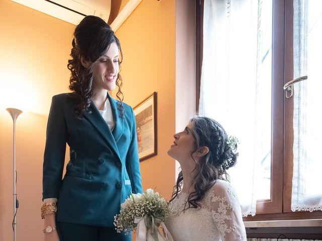 Il matrimonio di Giorgia e Davide a Cernusco sul Naviglio, Milano 21