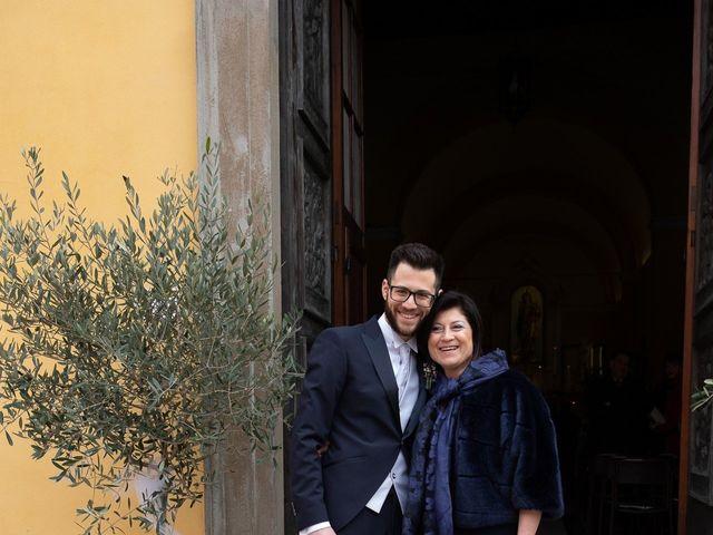 Il matrimonio di Giorgia e Davide a Cernusco sul Naviglio, Milano 27